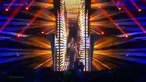 Ira Losco - Walk On Water (Malta) at the Grand Final - Eurovision Song Contest