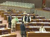 Watch Murad Saeed Blasted Speech In Assembly Speaker Ayaz Sadiq Closed His Mic