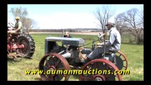 Aumann Auctions - Sylvester Estate Auction May 22,23,24, 2009 - Four Wheel Drive Massey