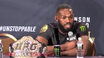 Jon Jones Gets the Slow Clap at UFC 197 Post-Fight Press Conference (Full Comments)