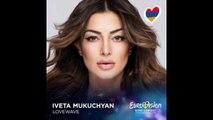 Iveta Mukuchyan – LoveWave (Eurovision 2016 – Armenia)