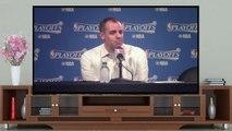 NBA Highlights 2016   Frank Vogel Postgame Interview   Pacers vs Raptors   Game 7   May 1, 2016  