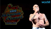 Red Hot Chili Peppers singer hospitalized, concert cancelled