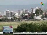Kurdos y turcos se enfrentan en Nusaybin; hay decenas de muertos