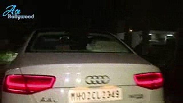 Ekta Kapoor Caught in Car Opps