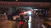 İstanbul Maltepe'de Köprü Altında Patlama: 4 Yaralı...