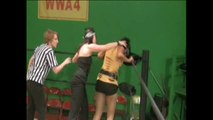 WFW: WOMEN FICTITIOUS WRESTLING 2010 Highlights Preview