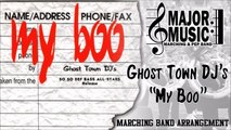 """My Boo"" (Running Man Challenge) Marching/Pep Band Music Arrangement"