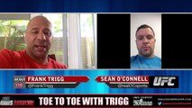Frank Trigg Interviews UFC Fight Night 74's Sean  O'Connell (pre-injury)
