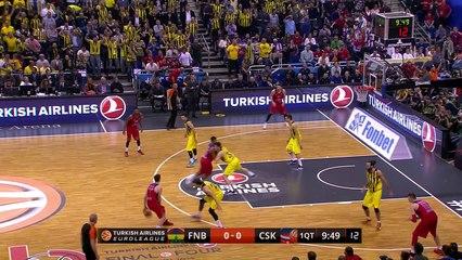 Final Four MVP: Nando De Colo, CSKA Moscow