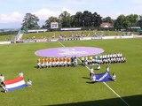 Wilhelmus - UEFA Womens' Under 17, Nyon (Suisse) - 26 juin 2010