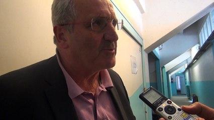 Rugby Fédérale 1 - Jean-Pierre Humbert réagit après Soyaux-Angoulême - US Bressane 1