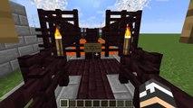 Minecraft Easy Lava Parkour