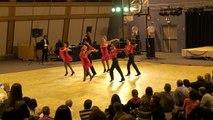 Alma latina festival de salsa Show salsa cuabaine  ! 06 27 62 48 41