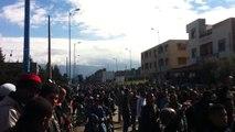 Mémoire Du Rif ,Manifestation le 24 février. Ville imzouren .partie 2
