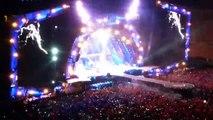 Thunderstruck - Concierto AC-DC con Axl Roses en Sevilla 2016. Gira Rock o bust.
