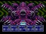 Phantasy Star IV Gameplay - The Profound Darkness Battle with Kyra