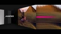 Peugeot commercial with Sabine Lisicki on German TV