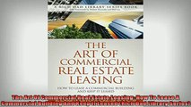 Downlaod Full PDF Free  The Art Of Commercial Real Estate Leasing How To Lease A Commercial Building And Keep It Full Free