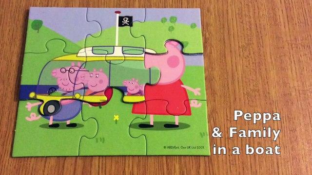Peppa Pig Puzzle Pack