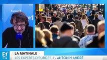 """Analyse du sondage """"est ce que ça va mieux ?"""" et Ségolène Royal remet en cause Hinkley Point : les experts d'Europe 1 vous informent"""