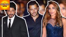 Salman Khan Introduced Iulia Vantur To Shah Rukh Khan | Bollywood Asia