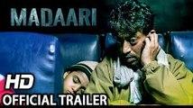 MADAARI Official Trailer 2016 - Irrfan Khan, Jimmy Shergill