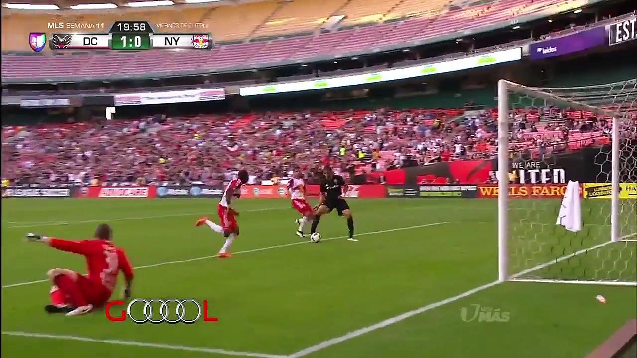 D.C. United vs. New York Red Bulls 2016 MLS Highlights