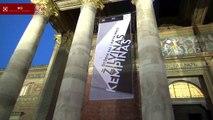 Žilvinas Kempinas - Ötödik fal / Fifth Wall   Megnyitó/Opening 2014.09.26. Műcsarnok, M0