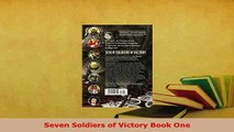 PDF  Seven Soldiers of Victory Book One Read Online