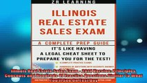 READ book  Illinois Real Estate Sales Exam  2014 Version Principles Concepts and Hundreds Of Full EBook