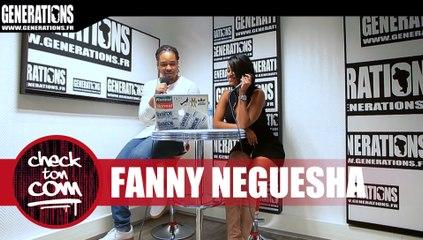 Check Ton Com' avec Fanny Neguesha