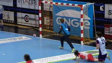 Handball : l'intégralité du match ESB F Nantes - 14 mai 2016