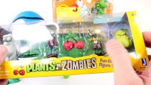 NEW Plants Vs Zombies 2016 Toys Play Doh Surprise Egg Videos PvZ Garden Warfare 2 ZerO From DCTC