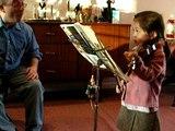Stephanie Violin Recital Mar. 24 2008.MOV (five years old)