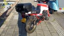 "Moto Guzzi NTX ""Lucky Strike""2-87"