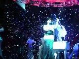 TAKE THAT MANCHESTER ARENA 23/12/07 BEAUTIFUL WORLD TOUR