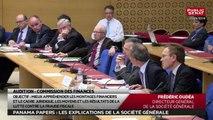 Audition de Fréderic Oudéa - Les matins du Sénat