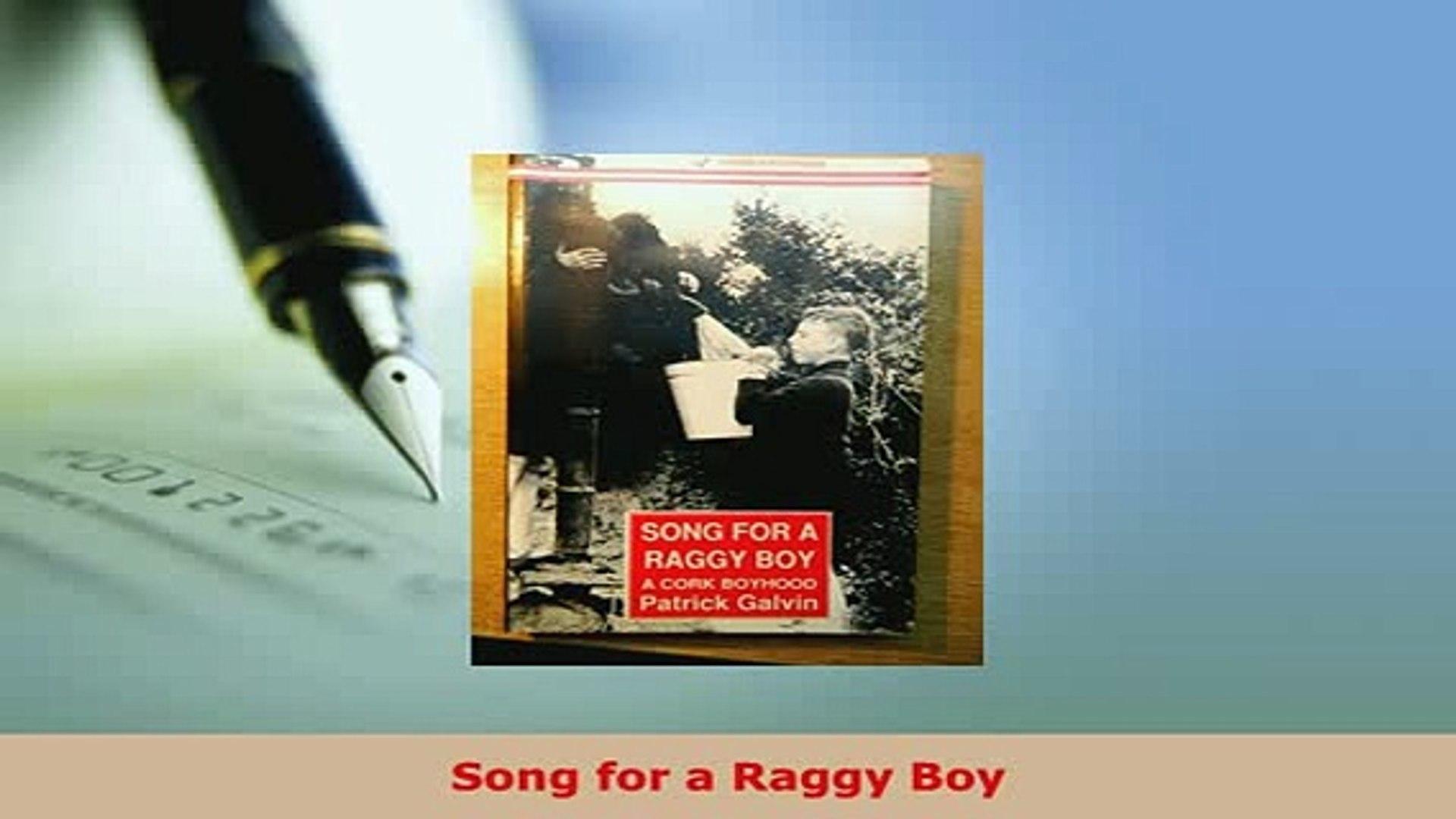 song for a raggy boy download