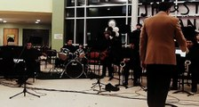 Montgomery HS Big Band Bash 01/27/12: Jazz Band Pe