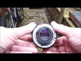 Nikon 50mm 1.8 AF Nikkor MK1 classic 50mm on full frame camera