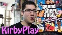 KirbyPlay  Je me fais chier sur GTA VICE CITY