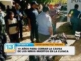 10 años para cerrar la doble tragedia de Santa Lucía