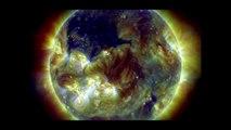 Comment l'activité solaire déclenche des tremblements de terre