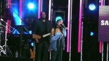 Ariana Grande PERFORMS 'Dangerous Woman' @ Jimmy Kimmel Lehren Hollywood