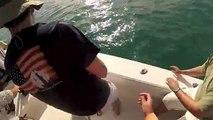 Lucas Lamounier Tarpon Fishing in Key West Florida, June 25, 2013