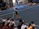 Anella Anderson Gymnastics Recruitment Update as of Dec 2011-- Level 10