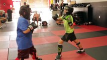How To Deal With A Bully - Krav Maga Anit Bully Breaking The Bully Kid Defense Program