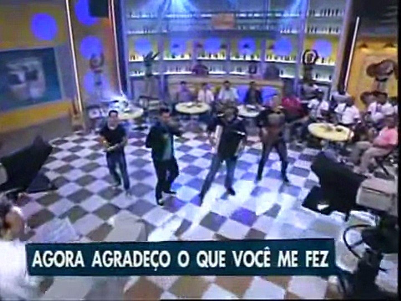 Programa do Ratinho Tchê Garotos agitam o Boteco do Ratinho 20/11/2013