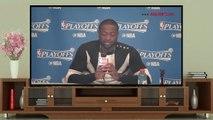 NBA Highlights 2016   Dwyane Wade Postgame Interview   Hornets vs Heat   Game 7   May 1, 2016   NBA